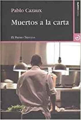 El escritor Pablo Cazaux publica