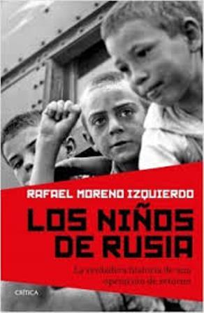 Rafael Moreno publica la historia de