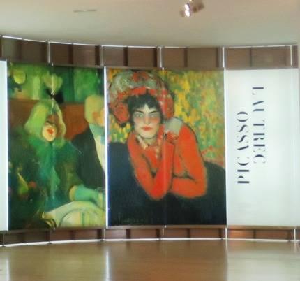 Picasso/Lautrec en el Museo Nacional Thyssen- Bornemisza