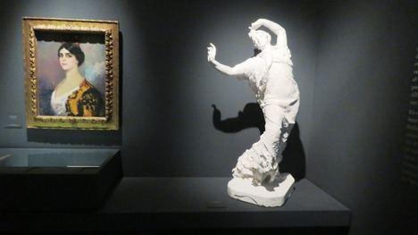 """Presentación de la exposición: """"Poetas del cuerpo. La danza de la Edad de Plata"""""""