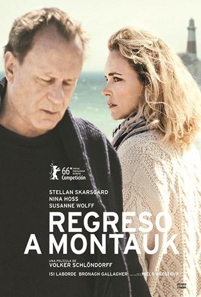 """""""Regreso a Montauk"""", coproducida, coescrita y dirigida por Volker Schlöndorff"""