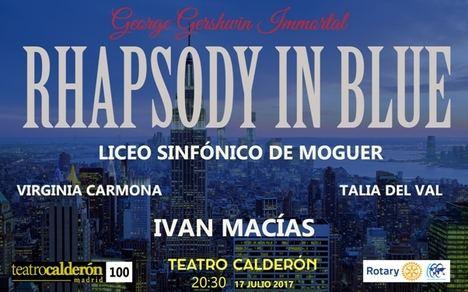 La música de Gershwin llega en concierto sinfónico al Teatro Calderón con