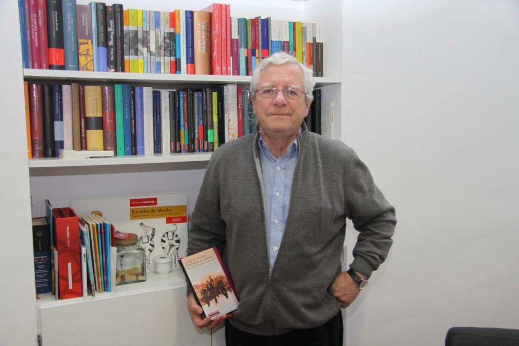 Entrevista a Jorge M. Reverte, autor de