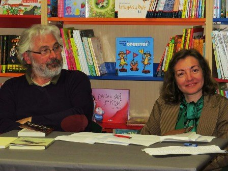 Matías Escalera y Julia M. Labrador