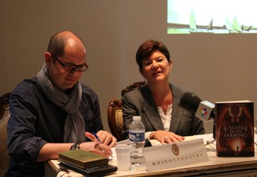 Nacho Ares y Ana Liarás