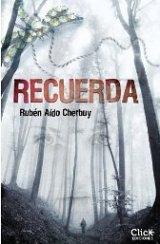 """Click publica en ebook """"Recuerda"""" de Rubén Aído"""