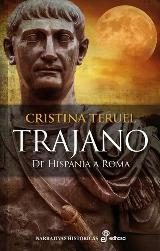 """Cristina Teruel publica la novela histórica """"Trajano"""""""