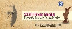 Premio Mundial de Poesía Mística Fernando Rielo