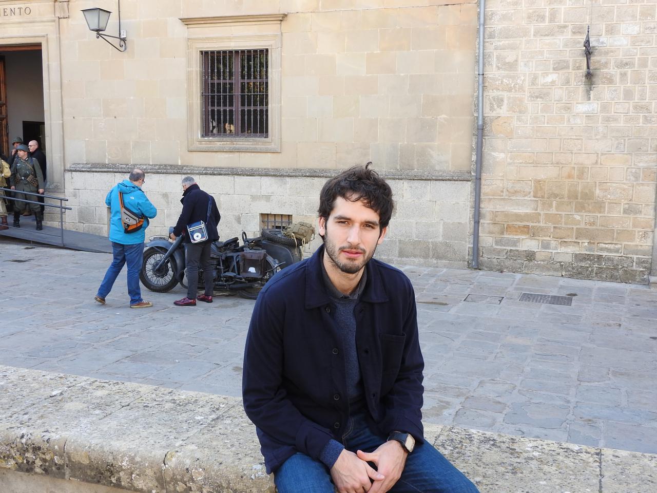 159e97cb8720 Entrevista a Álvaro Arbina