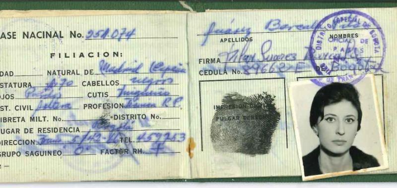Carnet de Pilar Suárez Barcala